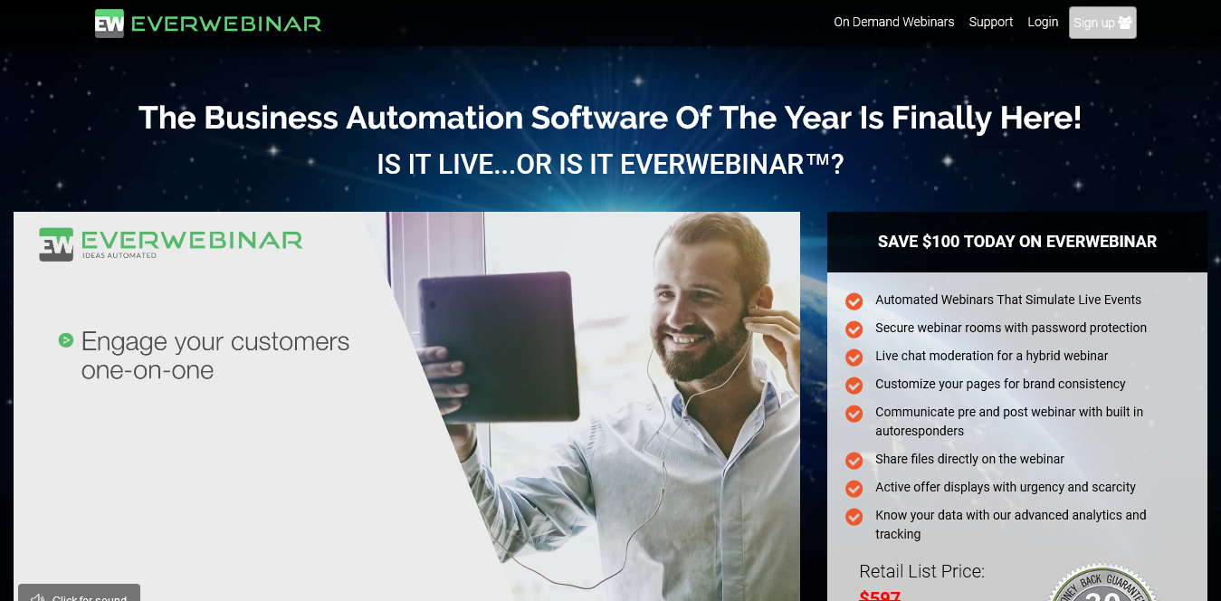 Screenshot 2018 09 15 EverWebinar - I Nostri Top Programmi Software Per i Webinar